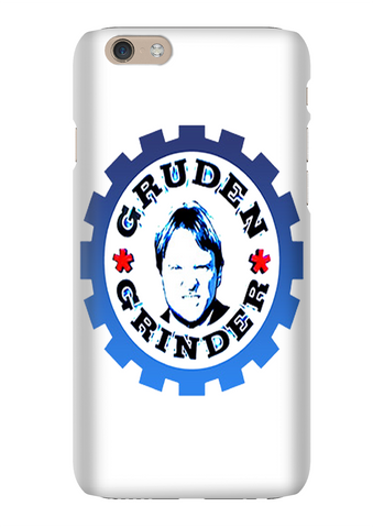Jon Gruden Gruden Grinder Football Phone Case