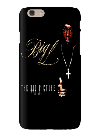 Big L Big Picture Rap Hip Hop Phone Case