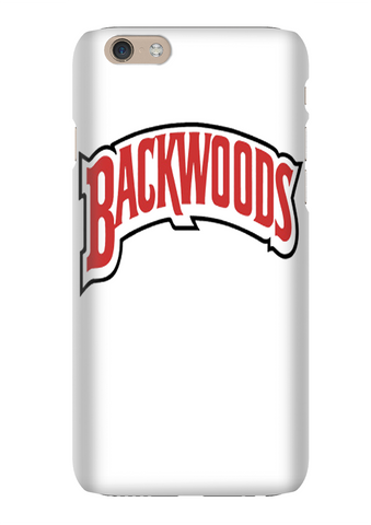 Backwoods Cigar Rap Hip Hop Phone Case