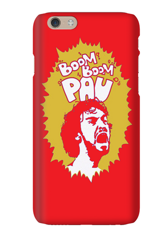 Pau Gasol Boom Boom Pau Chicago Basketball Phone Case