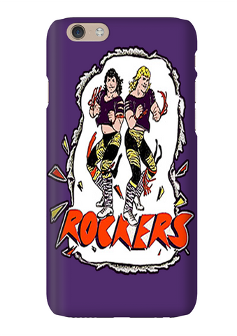 The Rockers Shawn Michaels Retro Wrestling Phone Case