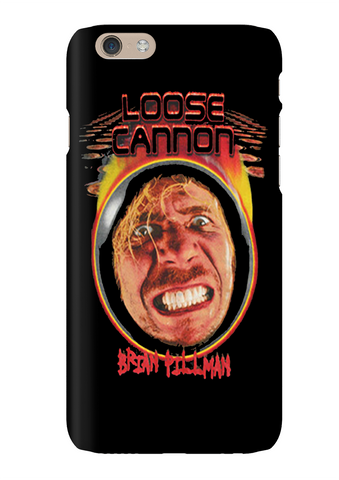 Brian Pillman Loose Canon Wrestling Phone Case