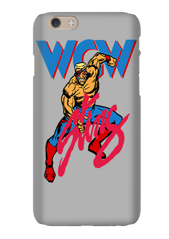 Sting WCW Retro Wrestling Phone Case