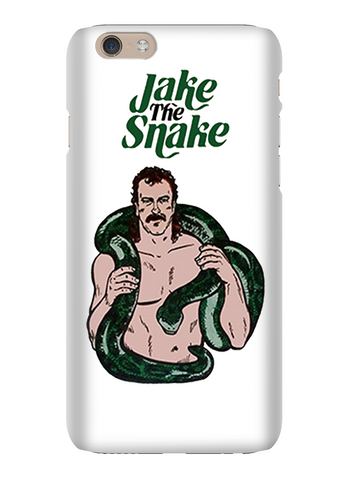 Jake The Snake Robert 80s Wrestling Phone Case