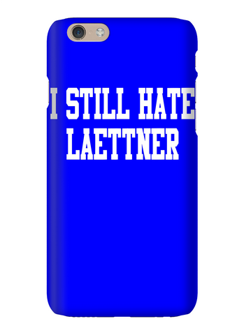 I Still Hate Christian Laettner Basketball Phone Case