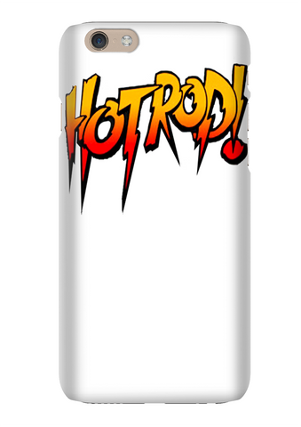 Rowdy Roddy Piper Hot Rod Retro Wrestling Phone Case