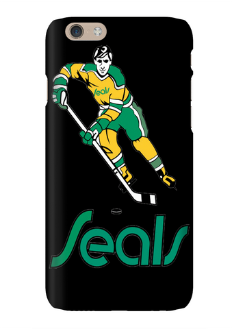 Oakland Seals WHA Hockey Phone Case