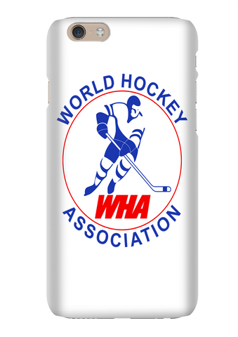 WHA World Hockey Association Retro Phone Case