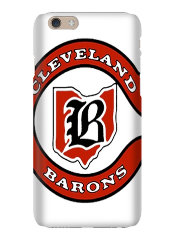 Cleveland Barons WHA Hockey Phone Case