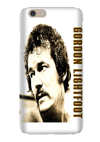 Gordon Lightfoot Music Phone Case
