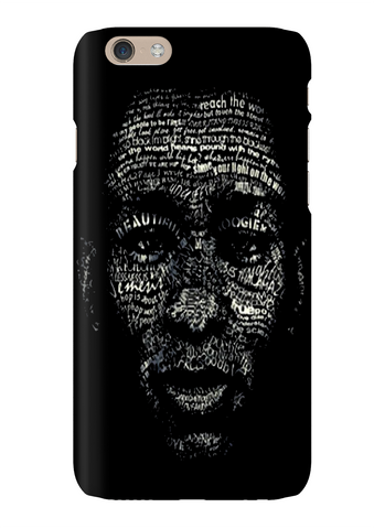 Mos Def Lyrics Rap Hip Hop Phone Case