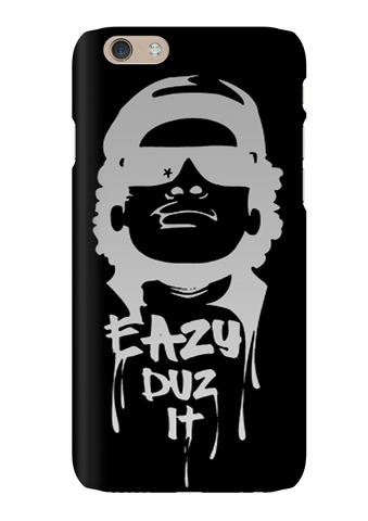Eazy-E Eazy Duz It Rap West Coast Phone Case