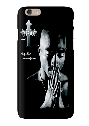Tupac Only God Can Judge Me Phone Case
