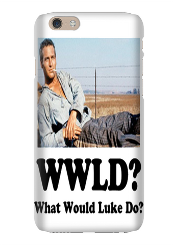 What Would Cool Hand Luke Do Phone Case