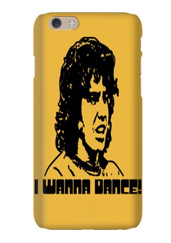 Dazed And Confused Mike Dance Movie Quote Phone Case