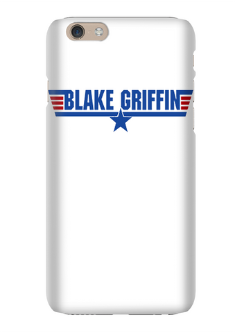 Blake Griffin Top Gun Basketball Phone Case