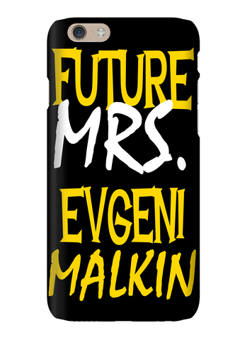 Evgeni Malkin Future Mrs Malkin Hockey Phone Case
