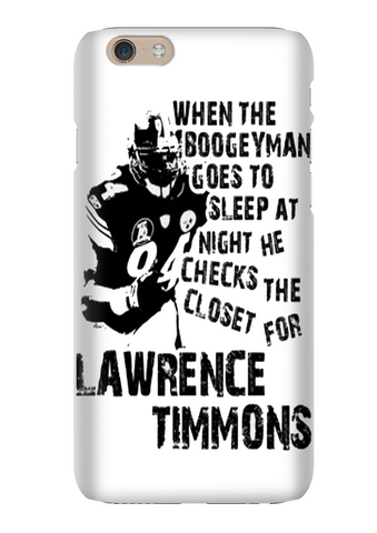 Lawrence Timmons Pittsburgh Football Phone Case
