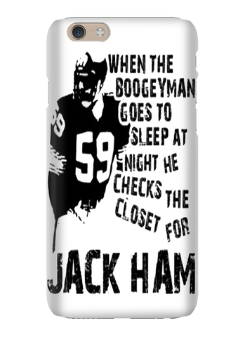 Jack Ham Pittsburgh Football Phone Case