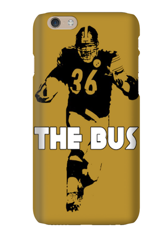 Jerome Bettis The Bus Pittsburgh Football Phone Case