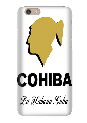 Cohiba Cuban Cigar Phone Case