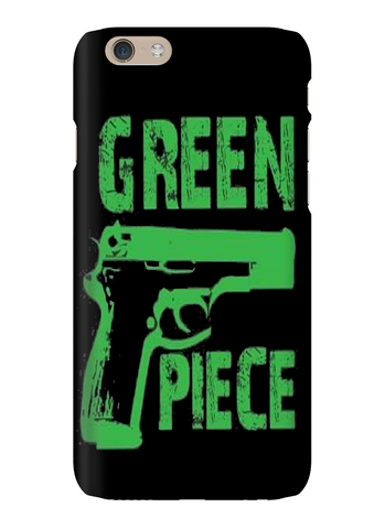Green Piece 2nd Amendment Second Rights Phone Case
