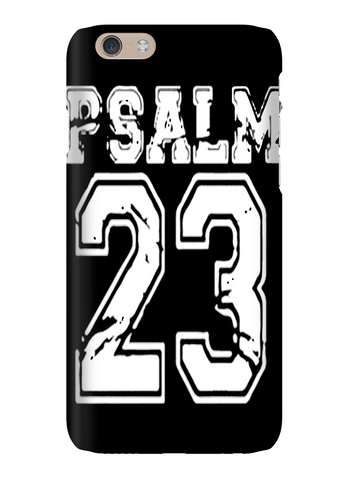 Psalm 23 Christian Religious Phone Case