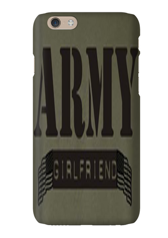 Army Girlfriend USA Phone Case