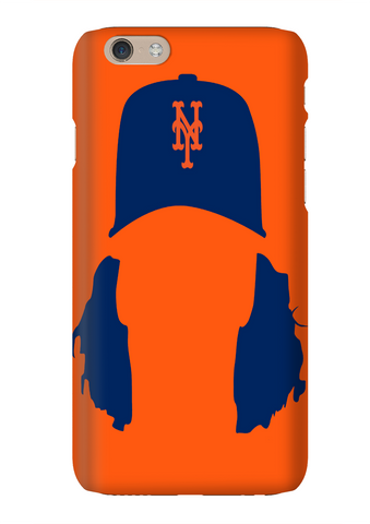 Jacob deGrom New York Baseball Phone Case