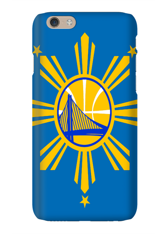 Golden State Basketball Filipino Night Philippines Phone Case