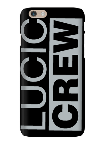 Milan Lucic Crew Los Angeles Hockey Phone Case
