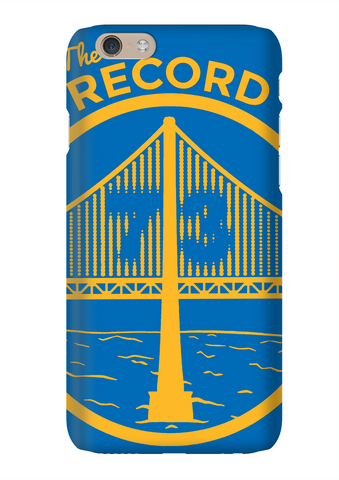 Seventy Three 73 Wins The Record Golden State Basketball Phone Case