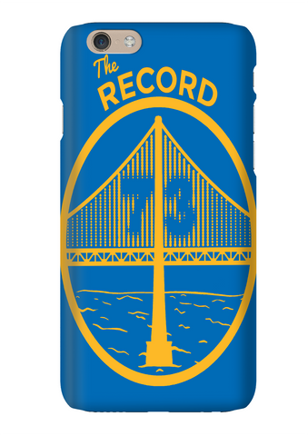 73 Wins The Record Golden State Basketball Phone Case