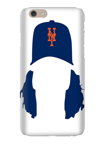 Jacob deGrom Pitcher New York Baseball Phone Case