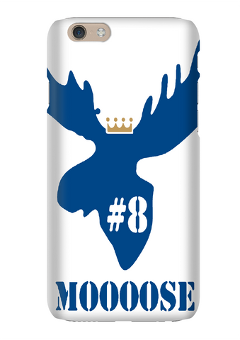 Mike Moustakas Moose Kansas City Baseball Phone Case