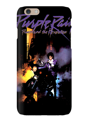 Purple Rain Prince And The Revolution Phone Case