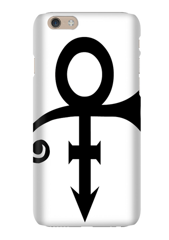 Prince Fan Tribute RIP Phone Case