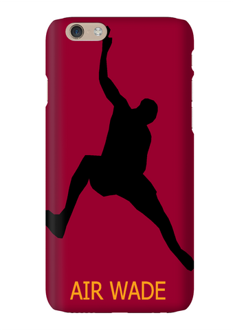 Air Wade Dwayne Wade Chicago Basketball Phone Case
