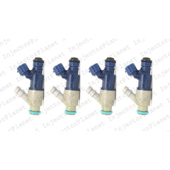 Bosch 0280155995 / 62675 / 06A906031AC fuel injectors set