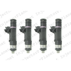 Bosch 0280158156 / 62381 / 8E5G-AB / L50113250 fuel injectors set