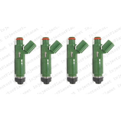 Denso 3780 / 297-0003 / 23209-0D040 / 23250-0D040 / 1ZZFE fuel injectors set