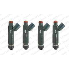 Denso 3050 / 297-0025 / 23209-22010 / 23250-22010 1ZZFE fuel injectors set
