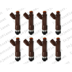 Denso 0130 injector / Toyota 23209-0F020 / 23250-0F020 fuel injectors set