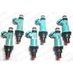 Denso 3320 / 297-0029 / 23209-46090 / 23250-46090 / 2JZGE fuel injectors set