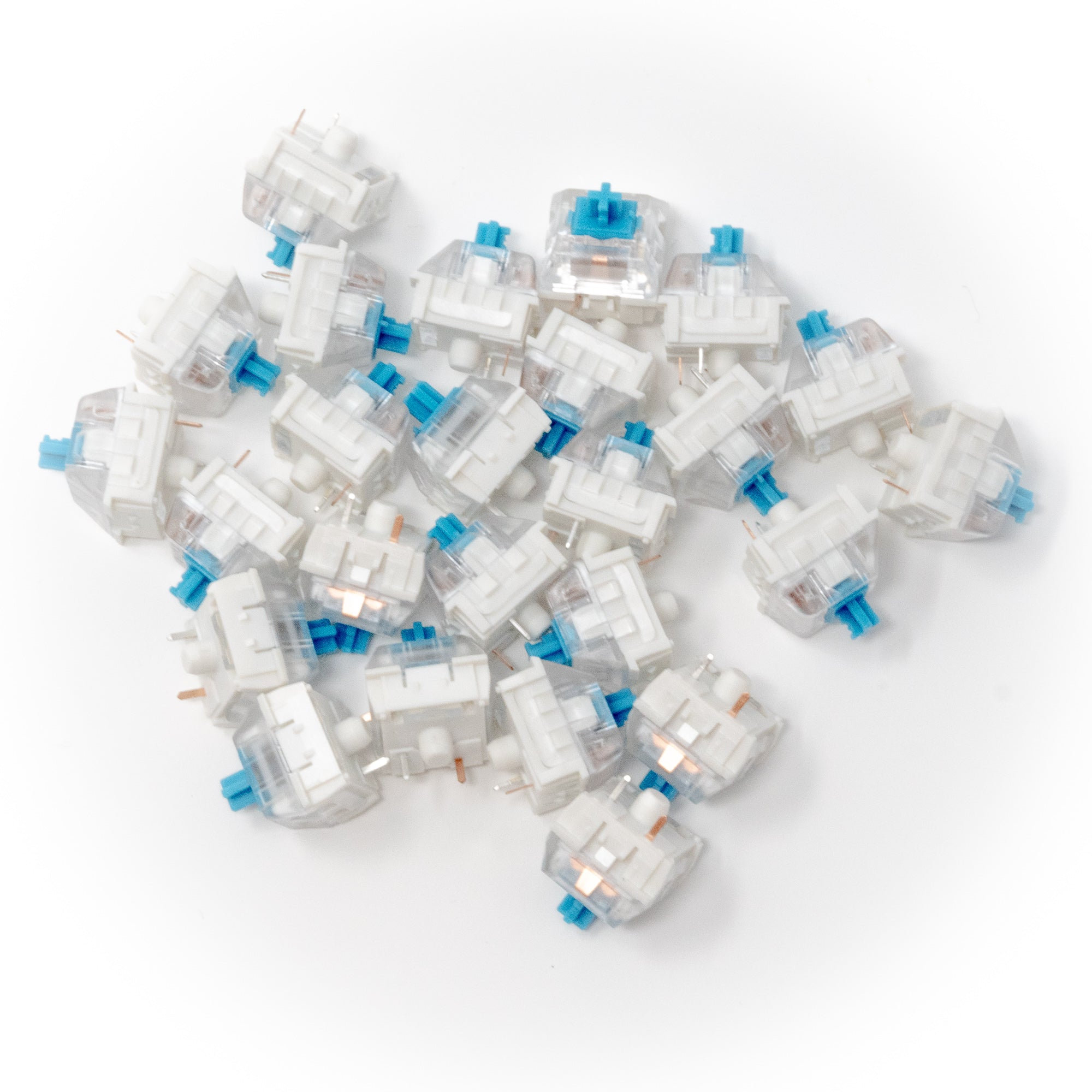 Kailh Blue Keyswitches x 25