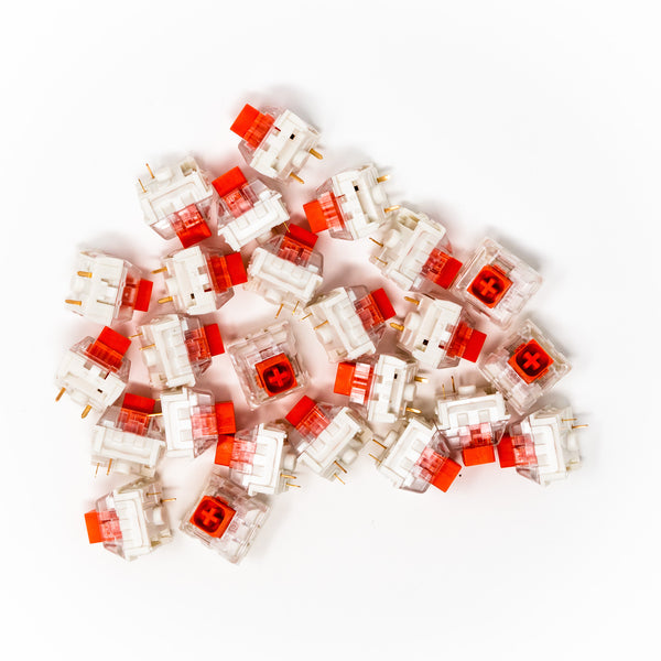 Kailh BOX Burnt Orange Keyswitches x 25
