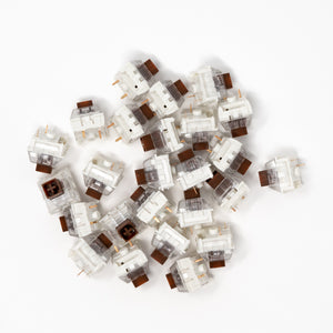 Kailh BOX Brown Keyswitches x 25