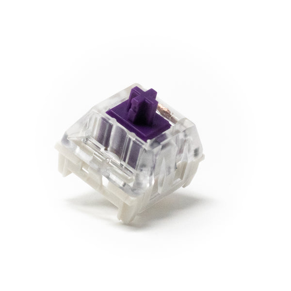 Kailh Speed Pro Purple Keyswitches x 25