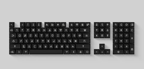 Linear A Keycaps (Coming soon!)