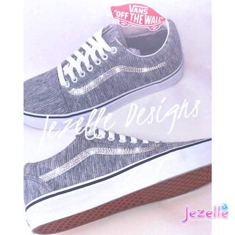 Bling Vans for Women
